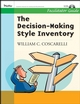 The Decision-Making Inventory: Facilitator Guide Package (0787997145) cover image