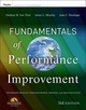 Fundamentals of Performance Improvement: Optimizing Results through People, Process, and Organizations, 3rd Edition (1118025245) cover image