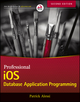 Professional iOS Database Application Programming, 2nd Edition (1118391845) cover image