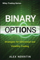 Binary Options: Strategies for Directional and Volatility Trading (1118407245) cover image