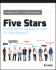Five Stars: Putting Online Reviews to Work for Your Business (1118689445) cover image