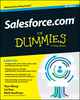 Salesforce.com For Dummies, 5th Edition (1118825845) cover image