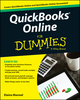 QuickBooks Online For Dummies (1119016045) cover image