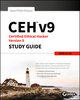 CEH v9: Certified Ethical Hacker Version 9 Study Guide (1119252245) cover image