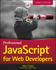 Professional JavaScript for Web Developers, 4th Edition (1119366445) cover image