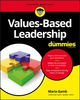 Values-Based Leadership For Dummies (1119453445) cover image