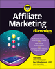 Affiliate Marketing For Dummies (1119628245) cover image