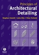 Principles of Architectural Detailing (1405107545) cover image