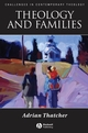 Theology and Families (1405152745) cover image