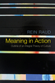 Meaning in Action: Outline of an Integral Theory of Culture (1509511245) cover image
