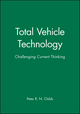 Total Vehicle Technology: Challenging Current Thinking (1860583245) cover image