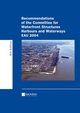 Recommendations of the Committee for Waterfront Structures: Harbours and Waterways (EAU 2004), 8th Edition; Translation of the 10th German Edition (3433601445) cover image