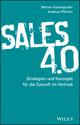 Sales 4.0: Strategien und Konzepte für die Zukunft im Vertrieb (3527814345) cover image