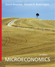 Microeconomics, 4th Edition (EHEP001745) cover image