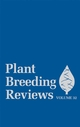 Plant Breeding Reviews, Volume 32 (0470386746) cover image