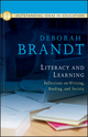 Literacy and Learning: Reflections on Writing, Reading, and Society (0470401346) cover image