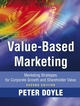 Value-based Marketing: Marketing Strategies for Corporate Growth and Shareholder Value, 2nd Edition (0470773146) cover image