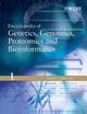 Encyclopedia of Genetics, Genomics, Proteomics and Bioinformatics, 8 Volume Set (0470849746) cover image