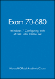 Exam 70-680: Windows 7 Configuring with MOAC Labs Online Set