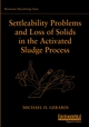 Settleability Problems and Loss of Solids in the Activated Sludge Process (0471206946) cover image