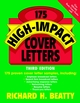 175 High-Impact Cover Letters, 3rd Edition (0471210846) cover image