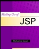 Making Use of JSP (0471219746) cover image