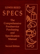 Specs: The Comprehensive Foodservice Purchasing and Specification Manual, 2nd Edition (0471284246) cover image