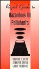 Rapid Guide to Hazardous Air Pollutants (0471292346) cover image