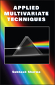 Applied Multivariate Techniques  (0471310646) cover image