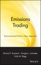 Emissions Trading: Environmental Policy's New Approach (0471355046) cover image