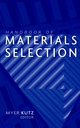 Handbook of Materials Selection (0471359246) cover image