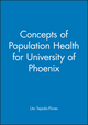 Concepts of Population Health for University of Phoenix (0471432946) cover image