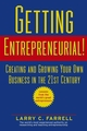 Getting Entrepreneurial!: Creating and Growing Your Own Business in the 21st Century (0471444146) cover image