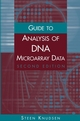 Guide to Analysis of DNA Microarray Data, 2nd Edition (0471656046) cover image