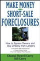 Make Money in Short-Sale Foreclosures: How to Bypass Owners and Buy Directly from Lenders (0471760846) cover image