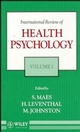 International Review of Health Psychology, Volume 1 (0471927546) cover image
