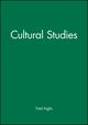 Cultural Studies (0631184546) cover image
