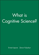 What is Cognitive Science? (0631204946) cover image