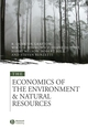 The Economics of the Environment and Natural Resources (0631215646) cover image