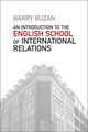 An Introduction to the English School of International Relations: The Societal Approach (0745653146) cover image