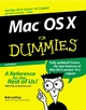 MacOS X For Dummies , 2nd Edition (0764525646) cover image