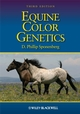 Equine Color Genetics, 3rd Edition (0813813646) cover image