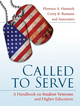Called to Serve: A Handbook on Student Veterans and Higher Education (1118240146) cover image