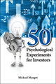 50 Psychological Experiments for Investors (1118580346) cover image