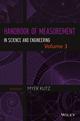 Handbook of Measurement in Science and Engineering, Volume 3 (1118647246) cover image