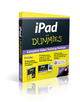 iPad For Dummies, 5th Edition, Book + Online Video Training Bundle (1118673646) cover image