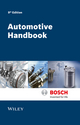 Automotive Handbook, 9th Edition (1119032946) cover image