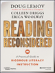 Reading Reconsidered: A Practical Guide to Rigorous Literacy Instruction (1119104246) cover image