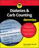 Diabetes and Carb Counting For Dummies (1119315646) cover image