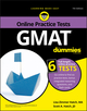 GMAT For Dummies, 7th Edition (1119374146) cover image